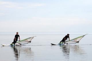Szkolenie windsurfingowe - 20 czerwca 2012