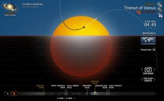 Tranzyt Wenus - 05 czerwca 2012