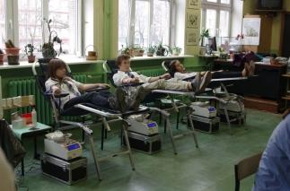 Akcja krwiodawstwa w Słowaku