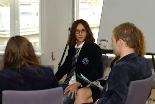 Debata wyborcza - Rada Młodzieżowa - 24 października 2012