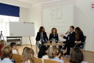Debata wyborcza - Rada Młodzieżowa