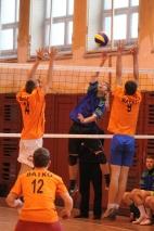 Miejski turniej siatkówki szkół ponadgimnazjalnych - 27 stycznia 2013