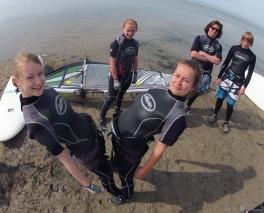 Szkolenie windsurfingowe - 20 czerwca 2013