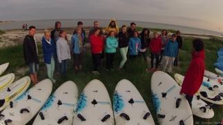 Szkolenie windsurfingowe