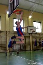 Mistrzostwo Chorzowa w koszykówce juniorów - 14 lutego 2014