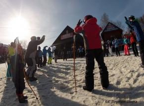 Obóz narciarski w Brennej (1 GDB) - 19 lutego 2014
