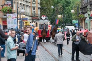 Wielka Parada Uliczna - dni Chorzowa - 14 czerwca 2014