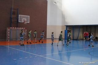 Zawody dzielnicowe w koszykówce - gimnazjum - 26 lutego 2014