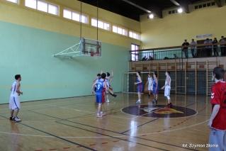 Zawody rejonowe w koszykówce - 26 lutego 2014