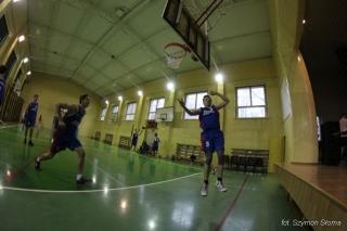 Finał Mistrzostw Chorzowa w koszykówce juniorów - 15 stycznia 2015