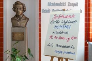 Jubileuszowe Wielkie Dyktando Słowaka