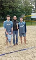 Mistrzowie Chorzowa w Siatkówce Plażowej -17 maja 2016