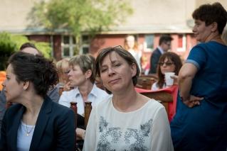 Uroczystość wręczenia świadectw ukończenia LO - 2016