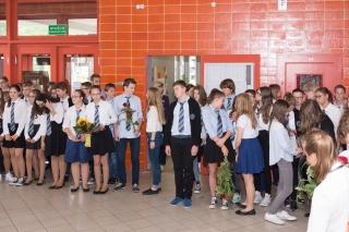 Urodziny Juliusza - Ślubowanie klas pierwszych