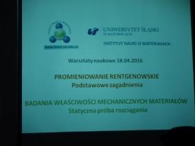 Warsztaty SM CEBI - 18 kwietnia 2016