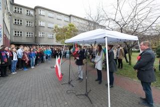 Wielkie śpiewanie w Ogrodach Słowaka - 11 listopada 2015