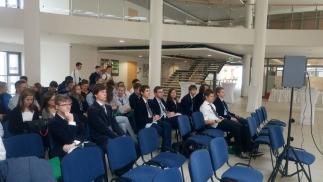 Konferencja UŚ inaugurująca cykl wykładów w środowisku python - 18 października 2016