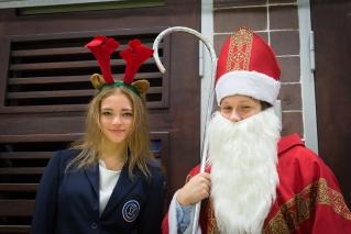 Mikołaj dla dzieci - 07 grudnia 2016