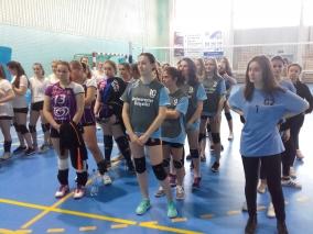 Mistrzostwa Chorzowa w siatkówce - 28 marca 2017