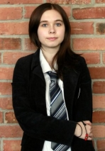 Joanna Barwińska - Członek RM ds. gimnazjum