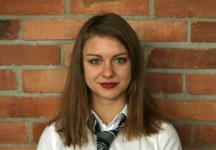 Kaja Mierzwińska - Zastępca przewodniczącego RM