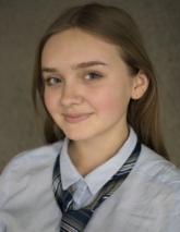 Martyna Tomas - Łącznik z klasami 2 gim.