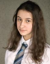 Natalia Kopytko - Łącznik z klasami 1 gim.